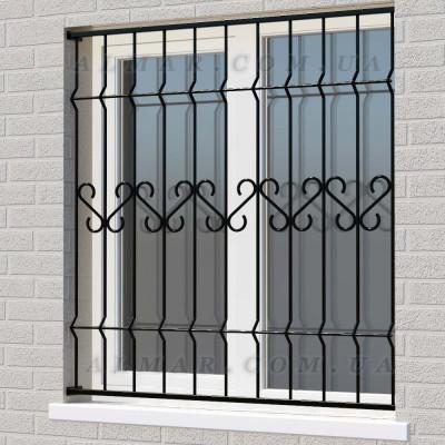 Решетка на окно 1101