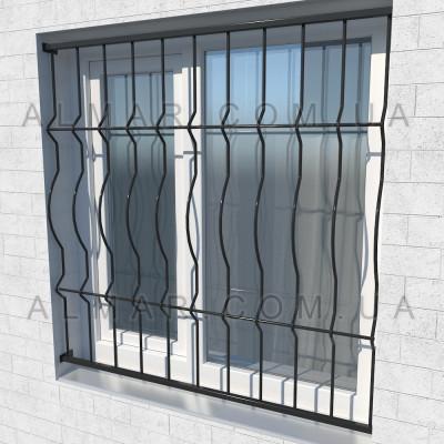 Решетка на окно 1104