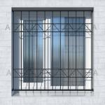 Решетка на окно 1106