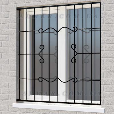 Решетка на окно 1108