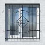 Решетка на окно 1110