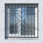 Решетка на окно 1114