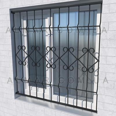 Решетка на окно 1116