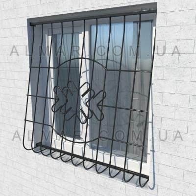 Решетка на окно 2103