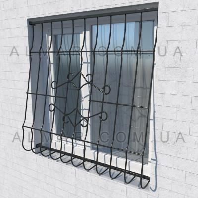 Решетка на окно 2106